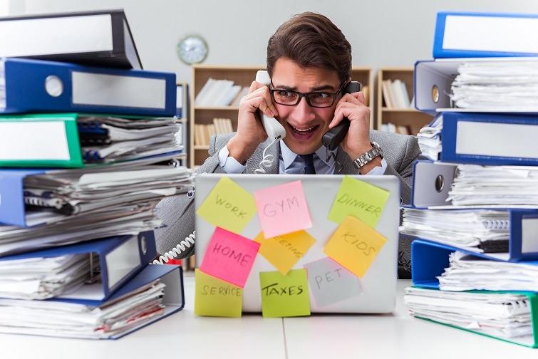 Mi a vállalkozói időhiány egyik legfőbb oka?